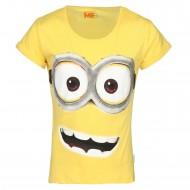 Minions Yellow T-Shirt MI1EGT2566