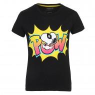 Peanuts Black T-Shirt PN1EBT2665
