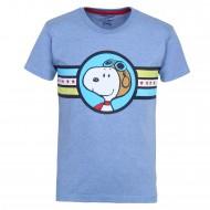 Peanuts Blue T-Shirt PN1EBT2668