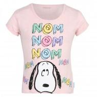 Peanuts Pink T-Shirt PN1EGT2627