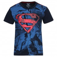 Superman Blue T-Shirt SP0FBT928