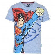 Superman Blue T-Shirt SP0FBT931