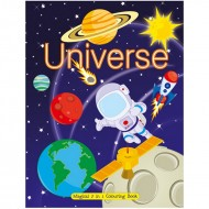 Art Factory Magical 5 In 1 Colouring Bookuniverse