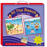 Art Factory My First Boxof Puzzle Fun At The Beach
