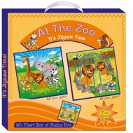 Art Factory My First Boxof Puzzle Fun At The Zoo