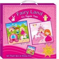 Art Factory My First Boxof Puzzle Fun Fairy Land