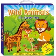 Art Factory My Little Pack Of Jigsaw Fun Wild Animal