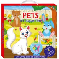 Art Factory My Little Pack Of Jigsaw Fun Pets