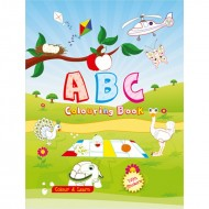 Art Factory Colour And Learn Abc