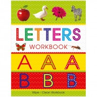 Art Factory Wipeclean Workbook Letters