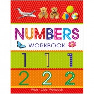 Art Factory Wipeclean Workbook Numbers