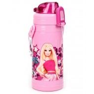 Barbie 320 ml Double Walled Bottle, Pink