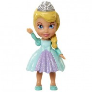 Disney Frozen Mini Toddler Figurine Sparkle Elsa
