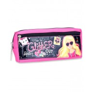 Barbie Pouch, Pink Black