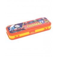 Thomas Double Decker Pencil Box, Orange