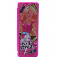 Barbie Pencil Box, Pink