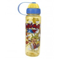 Pokemon 550 ml Water Bottle, Blue And Yellow