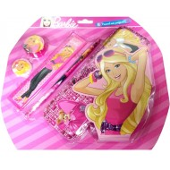 Barbie 5 Pcs Stationery Set