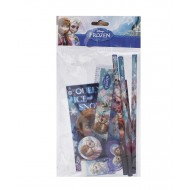 Disney Frozen 8pcs Stationery Set