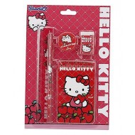 Hello Kitty 5 pcs Stationery Set