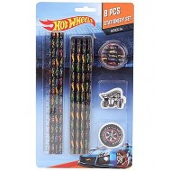 Hot Wheels 8 pcs Stationery Set