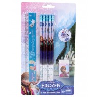 Disney Frozen 8 pcs Stationery Set