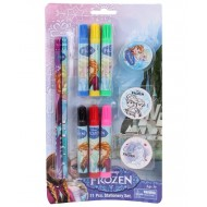 Disney Frozen 11 pcs Stationery Set