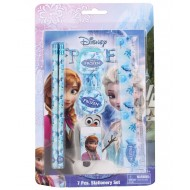 Disney Frozen 7 pcs Stationery Set