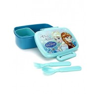 Disney Frozen Lunch Box, Blue