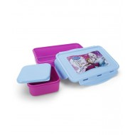 Disney Frozen Lunch Box, Pink Blue