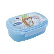 Disney Frozen Heart Lunch Box, Blue