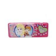 Disney Frozen Sister Queen Pencil Box, Pink