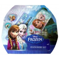 Disney Frozen Pencil Box Stationery Set