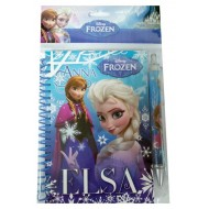 Disney Frozen Notebook and Pen Set