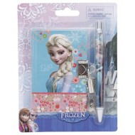 Disney Frozen Diary and Pen Set with lock
