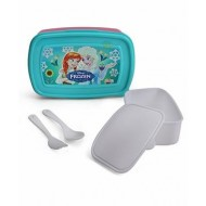 Disney Frozen Lunch Box Turquoise