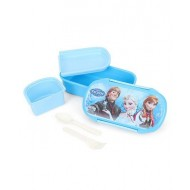 Disney Frozen Lunch Box Blue