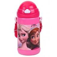 Disney Frozen Best Friend Water Bottle Pink 480 ml