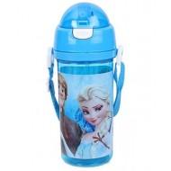 Disney Frozen Blue Water Bottle 580 ml