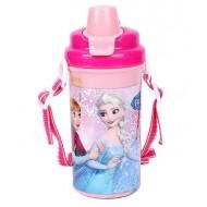 Disney Frozen Follow Ur Heart Pink Water Bottle 500 ml
