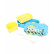 Minions Oops Lunch Box Blue