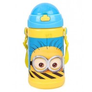 Minions Oops Water Bottle Yellow 480 ml