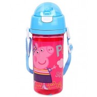 Peppa Pig Hopscotch Water Bottle Pink 580 ml