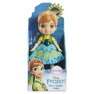 Disney Frozen Mini Toddler Figurine Anna Frozen Fever
