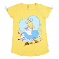 Alice In Wonderland Yellow T-Shirt AW1EGT2195
