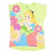 Alice In Wonderland Green T-Shirt AW1EGT2196