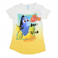 Finding Dory Off White Yellow T-Shirt FD1EGT2027