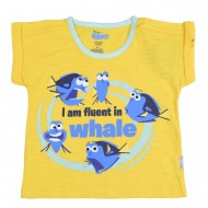 Finding Dory Yellow T-Shirt FD1EGT2032
