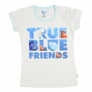 Finding Dory Off White T-Shirt FD1EGT2302