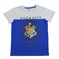 Harry Potter Blue Grey T-Shirt HP1EBT2050
